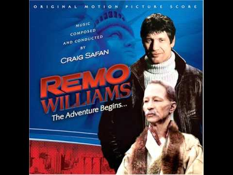 Remo Williams The Adventure Begins Motion Picture Soundtrack