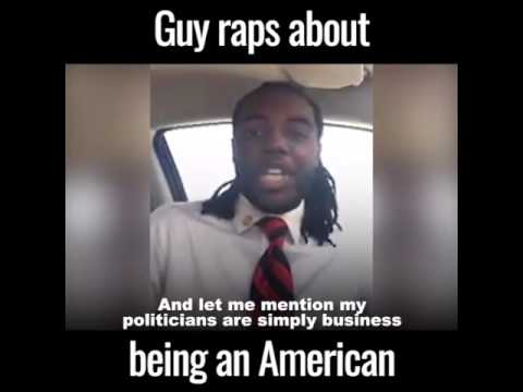 Man rap about whats really going on in America APRIL 14,2016