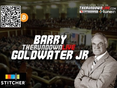 The Rundown Live #181 Barry Goldwater Jr. (Healthcare,Jobs,Congress)