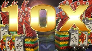"Fortnite | 10 x Spring Llamas | ""Gender Swapped"" Legendary Heroes | Dragon Weapons"