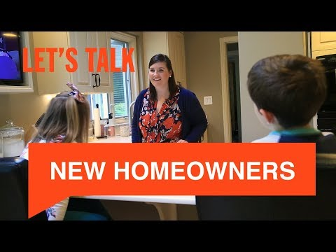 Let's Talk Public Power: New Homeowners