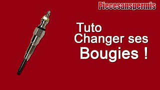 TUTO : CHANGER LES BOUGIES DE PRECHAUFFAGE !