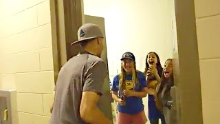 Watch Stephen Curry Surprise Kids At Basketball Camp