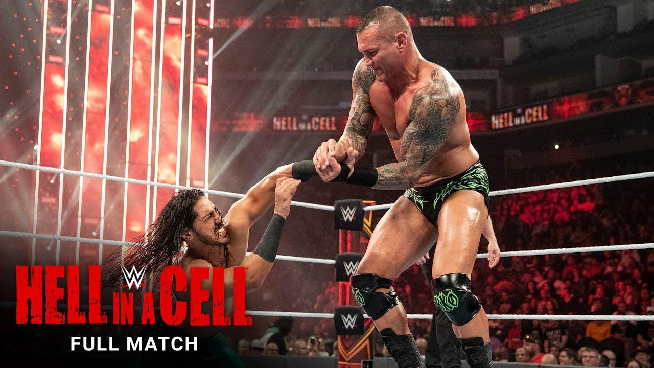 Download FULL MATCH - Randy Orton vs. Mustafa Ali: WWE Hell in a Cell 2019