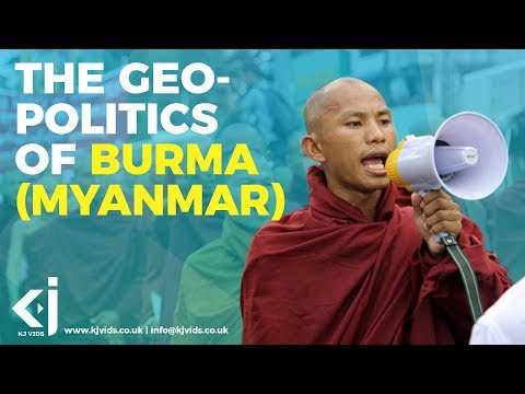 The Geopolitics of Myanmar