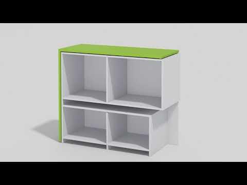 Revolve Desk Furniture Accessories Zinc Alloy Roller
