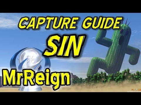 Final Fantasy X HD - Monster Capture Guide - Sin