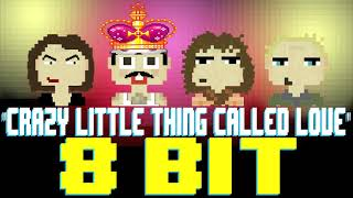 Crazy Little Thing Called Love [8 Bit Tribute to Queen & The Bohemian Rhapsody Movie]