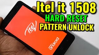 How to flash itel 1502