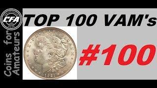 1921 D VAM 1A 'Tru-t' Morgan Dollar Variety   What is my VAM Worth   #100 Top 100 Morgan Dollars