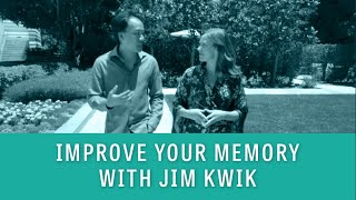 Improve Your Memory with Jim Kwik: Memorization Tips, Exercises and Techniques