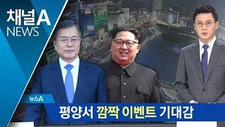 선발대 내일 아침 출발…탁현민이 실무협의 조율   뉴스A