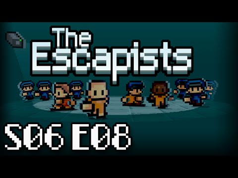 Ecky Plays The Escapists   S06 E08   Crafting