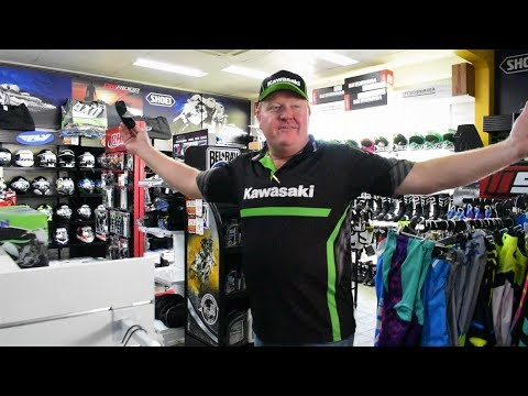 Kawasaki Shop Tour With / Mick And Happy