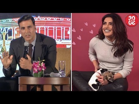 Akshay Speaks On 'Battle Of Saragrahi' Clash | Priyanka Apologizes For Her Sikkim Comment