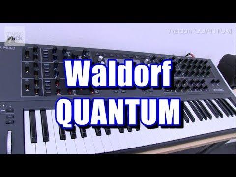 Waldorf QUANTUM Demo & Review