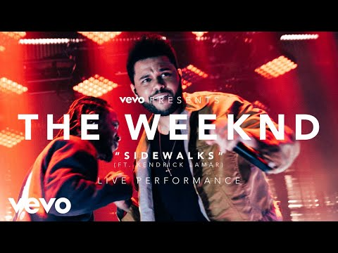 The Weeknd - Sidewalks (Vevo Presents) ft....