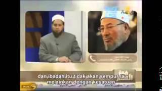 Ulasan Dr Yusuf Qardhawi Tentang Waran Tangkap Interpol (1436-2014)