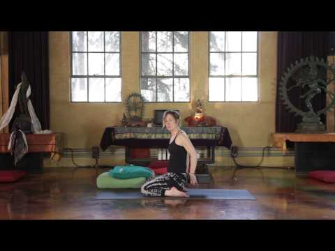 How to do Supta Virasana (Reclining Hero Yoga Pose)