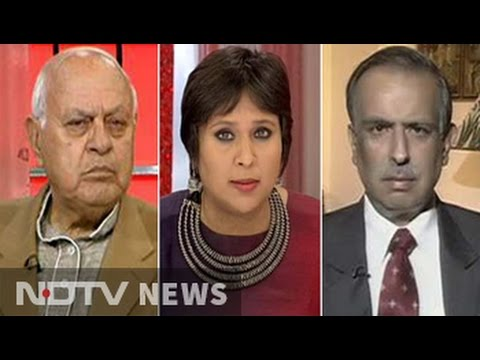 'Kashmir Ship Sinking, PM Must Act Now': Farooq Abdullah vs PDP's Amitabh Mattoo