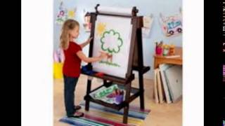 Kids Wooden Art Easel