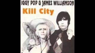 Iggy Pop &  James Williamson - Night Theme & Consolation Prizes