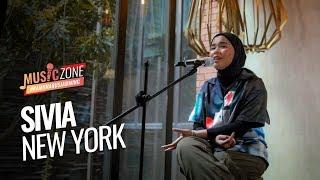 Sivia Azizah - New York - Live at MUSIC ZONE