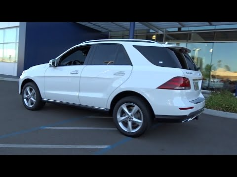 2017 Mercedes-Benz GLE Pleasanton, Walnut Creek, Fremont, San Jose, Livermore, CA 17-2491