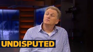 Michael Rapaport on Odell Beckham Jr.