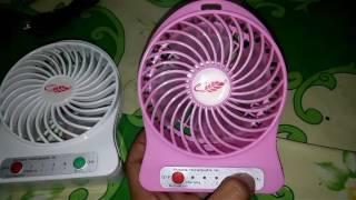 Kipas Mini Portable Fan