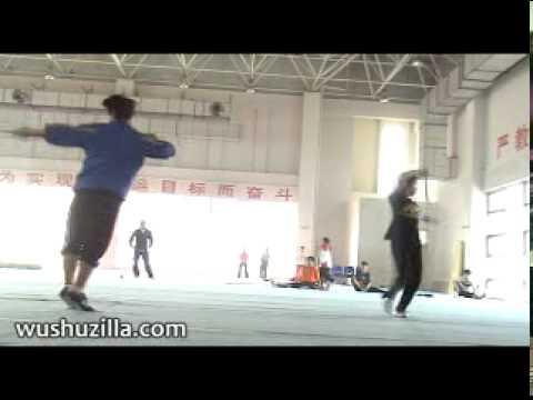 Wushu Demo #2 (Xian, 10/16)