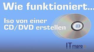 Image/Iso von einer W7 CD/DVD erstellen mit Iso Recorder