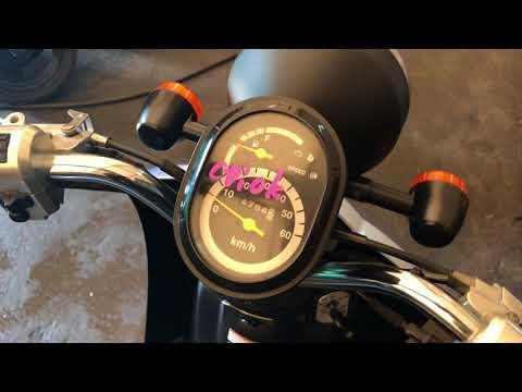 Обзор скутера Honda Today AF67 в магазине Акимото