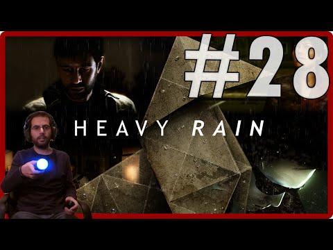 Última Prueba | HEAVY RAIN - PlayStation Move Español