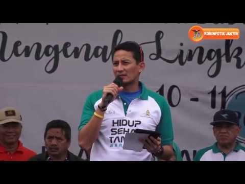 Wagub DKI Jakarta Hadiri Peringatan HUT Ke III Cagar Budaya Betawi Condet