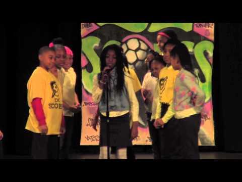 2014 DC SCORES Poetry Slam! -- Beers Elementary School