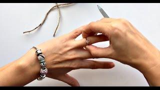 Cum scoti un inel intepenit pe deget in mai putin de 60 de secunde