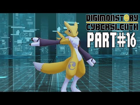 Digimon Story Cyber Sleuth Walkthrough Part 16 Gameplay Lets Play