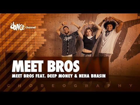 Meet Bros - Meet Bros feat. Deep Money & Neha Bhasin | FitDance Channel (Choreography) Dance Video