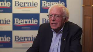 One-on-one interview with Bernie Sanders WFAA's Jason Whitely sat down for a one-on-one interview with Sen. Bernie Sanders Friday night before a supporter rally in Mesquite. MORE: ...