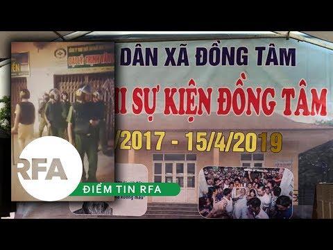 Điểm tin RFA | Người dân kỷ niệm 2 năm sự kiện Đồng Tâm dưới sự giám sát của công an