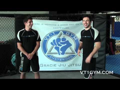 MMA Sydney - Cross into Liver Kick