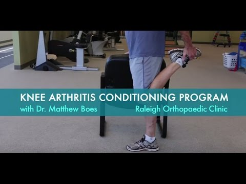 Knee Arthritis Exercises | Best Exercise for Knee Arthritis | Physical Therapy for Knee Arthritis