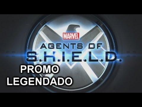 Marvel's Agents of SHIELD - 1x01 Piloto (HD)   Legendado thumbnail