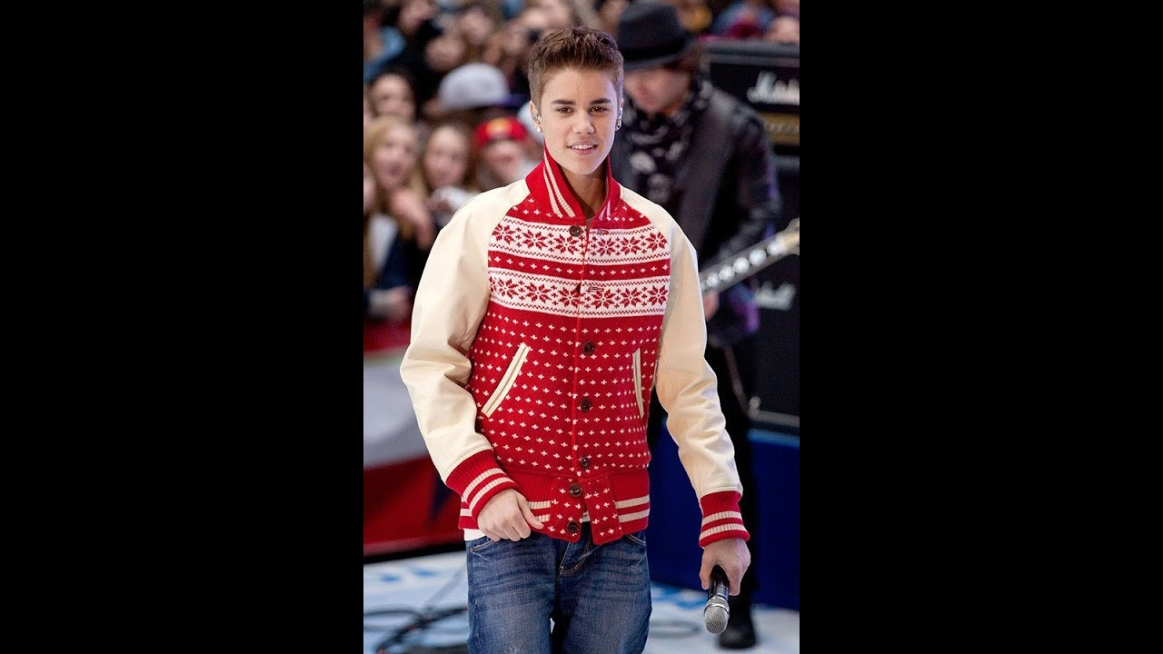 Ugly Sweater Day: See Justin Bieber & More Stars Rocking Ugly ...