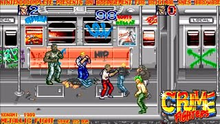 ♫METALLIC FIGHT (Crime Fighters) SNES Arrangement - NintendoComplete