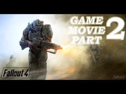 Fallout 4 - Game Movie All Cutscenes Part 2 - Gameplay Walkthrough No Commentary