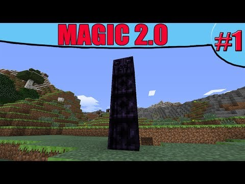 Minecraft | Magic 2.0 | #1 (Я ВЕРНУЛСЯ !) - Mythical World