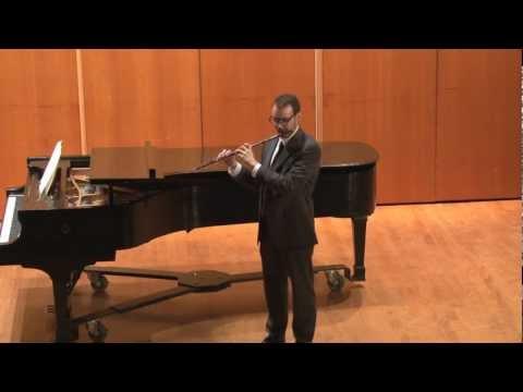Daniel Sharp Debussy Syrinx