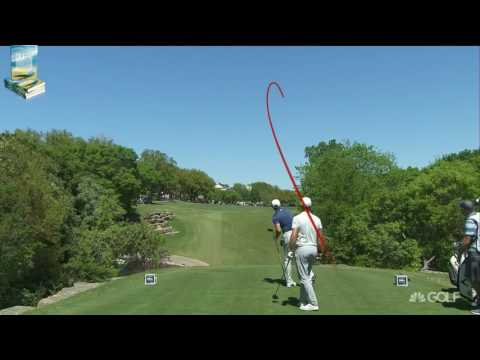 All Golf Shots on Protracer Trackman 2017 WGC Dell Technologies Match Play
